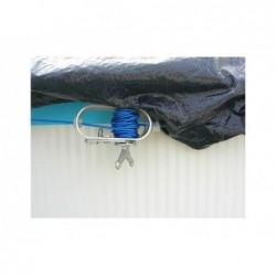 Copertura Invernale Toi 4955 Per Piscine Da 730x366 Cm | Piscinefuoriterraweb